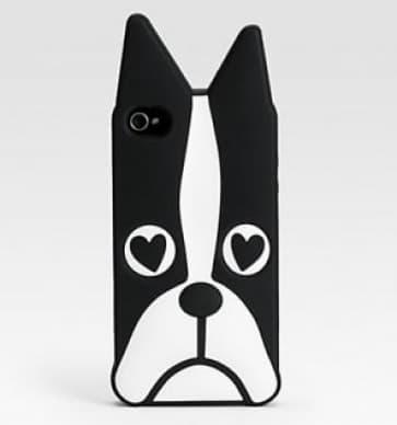Marc Jacobs Shorty the Boxer iPhone 4 4S Case