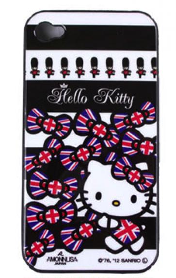 Hello Kitty iPhone 4 Case - British Kitty