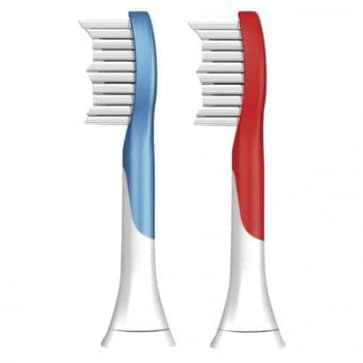 Pack of 2 Toothbrush Replacement Brush Heads for Philips Sonicare Proresults HX6042