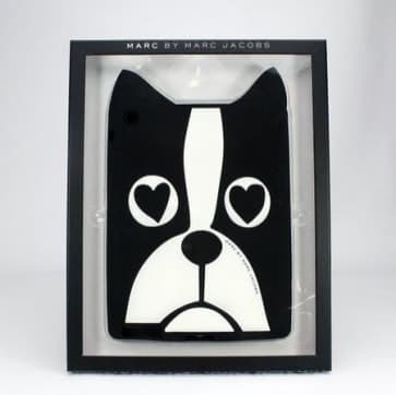 """Marc Jacobs """"Shorty the Boxer"""" Case  for iPad 4 3 2"""