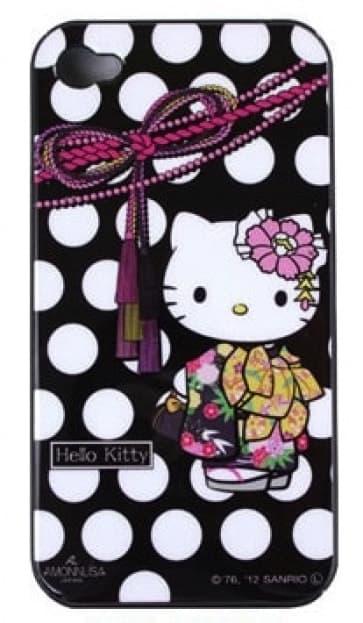 Hello Kitty Kimono iPhone 4 Case Kimono