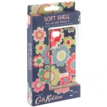 Cath Kidston Electric Flower iPhone 4S Case