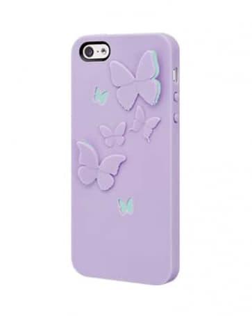 LavenderWings SwitchEasy Kirigami iPhone 5 Case