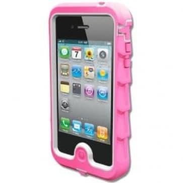 Gumdrop Cases Drop Tech Series Pink Case for iPhone 4 & 4S