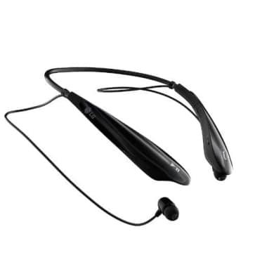 LG Tone Ultra HBS-800 Wireless Bluetooth Stereo Headset Black