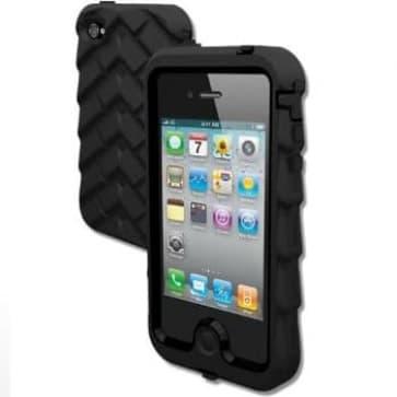 Gumdrop Cases Drop Tech Series Case for iPhone 4 & 4S Black