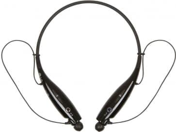 LG HBS730 TONE+ Wireless Stereo Bluetooth Headset Black