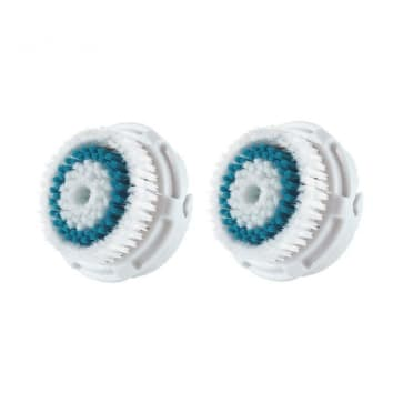 Clarisonic Mia Deep Pore Cleansing Replacement Brush Head 2 Twin Pack