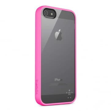 Belkin View Case for iPhone 5 iPhone 5s Clear Day Glow
