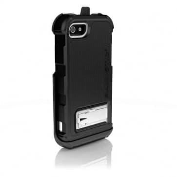 Ballistic iPhone 5 5s Hard Core Series Case Black White