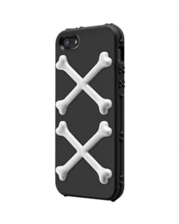 Switcheasy Bones Pirate Black for iPhone 5