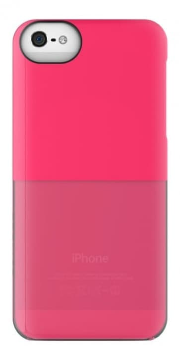 Adopted Caplet Case for iPhone 5 Cranberry
