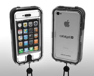 Griffin Survivor EscapeCapsule Waterproof Stealth Black iPhone 4/4S