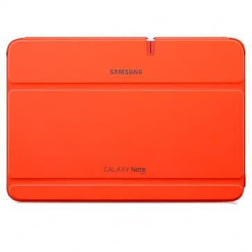 Samsung Galaxy Note 10.1 Book Cover Orange