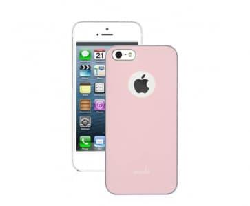 Moshi iGlaze Slim Case Pink for iPhone 5