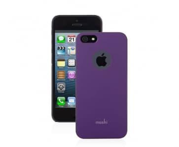 Moshi iGlaze Slim Case Purple for iPhone 5