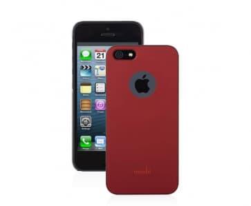 Moshi iGlaze Slim Case Red for iPhone 5