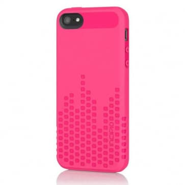 Incipio Frequency Pink for iPhone 5 Impact Resistant Case