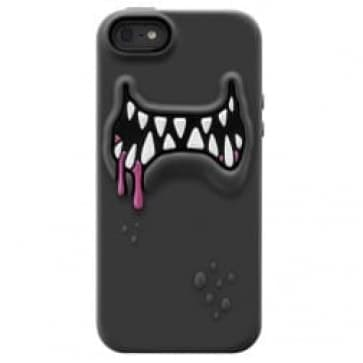 Switcheasy Monsters for iPhone 5 5S Ticky Black