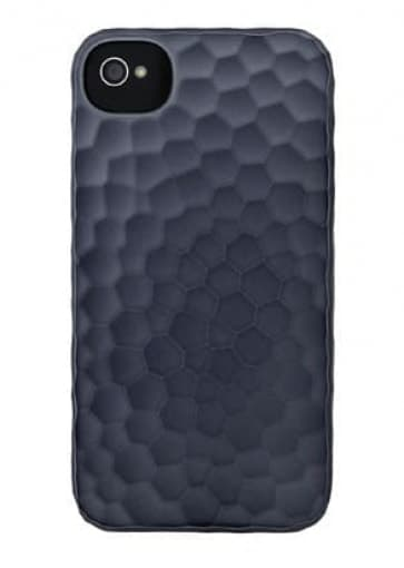 Incase Hammered Snap Case iPhone 4S - Iron