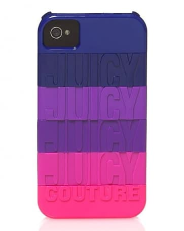 Juicy Couture Stacakble Purple