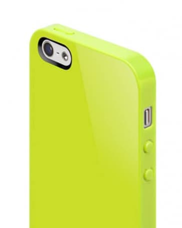 SwitchEasy Lime NUDE For iPhone 5