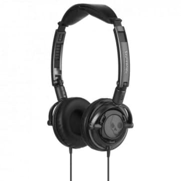 Skullcandy Lowrider Headphones 2011 Black
