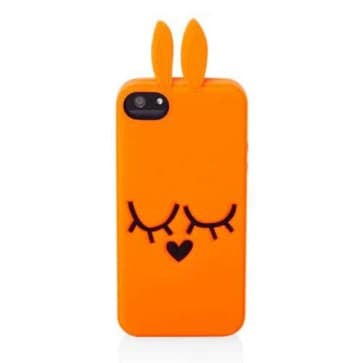 Marc Jacobs Katie the Bunny Fluorange iPhone 5 Case