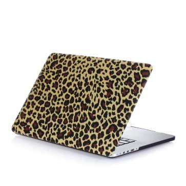 MacBook Pro Skin Shell Full Body Case for MacBook Air Pro Retina 11 13 15 All Models Leopard