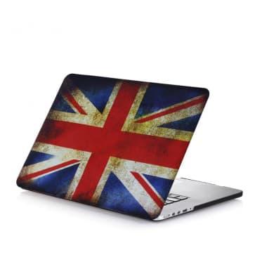 MacBook Pro Skin Shell Full Body Case for MacBook Air Pro Retina 11 13 15 All Models UK Union Jack Flag