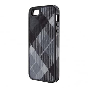 MegaPlaid Black for iPhone 5