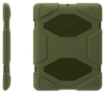 Griffin Survivor Olive for iPad 2, iPad 3 and iPad (4th Gen)