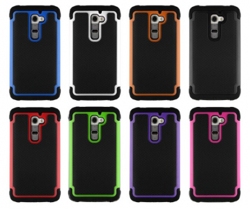 Tough Shockproof Case for LG G2