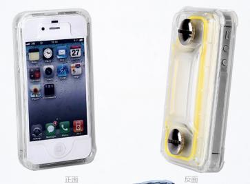 CaseLogic Ultra Safe Waterproof case for iPhone 4 4S