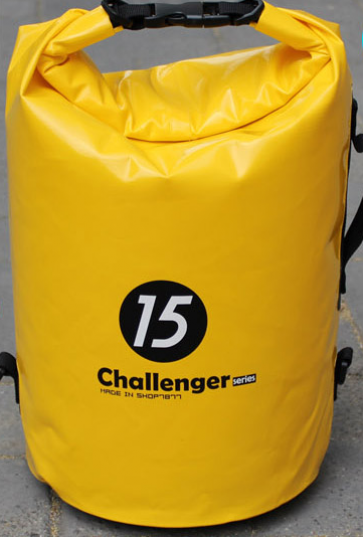 Waterproof Bag Backpack for Diving and Land Challenger WaterTrace