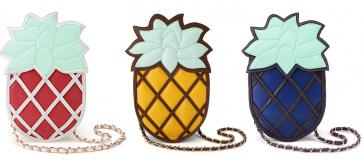 Pineapple Chain Purse Cute Kawaii