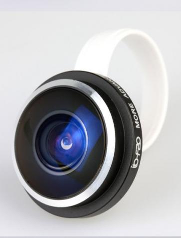 Fisheye Lens for iPhone, iPad, iPod, Samsung Galaxy, HTC, LG, All Smartphones