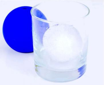 Star Wars Death Star Ball Shape Silicone Ice Cube Mold