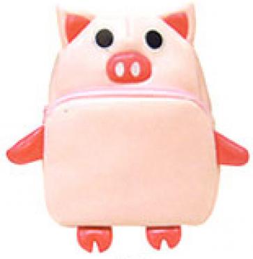Kids Preschool Kindergarten Cute Backpack Rucksack Pig