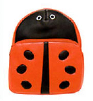 Kids Preschool Kindergarten Cute Backpack Rucksack Ladybug