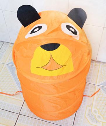 Kids Pop-Up Animal Hamper Bear