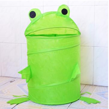 Kids Pop-Up Animal Hamper Frog