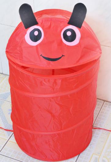 Kids Pop-Up Animal Hamper Caterpillar