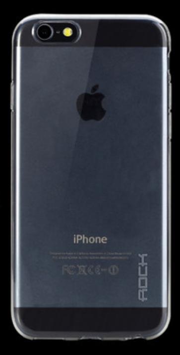 Rock iPhone 6 Plus 5.5 inch TPU Case Clear Black