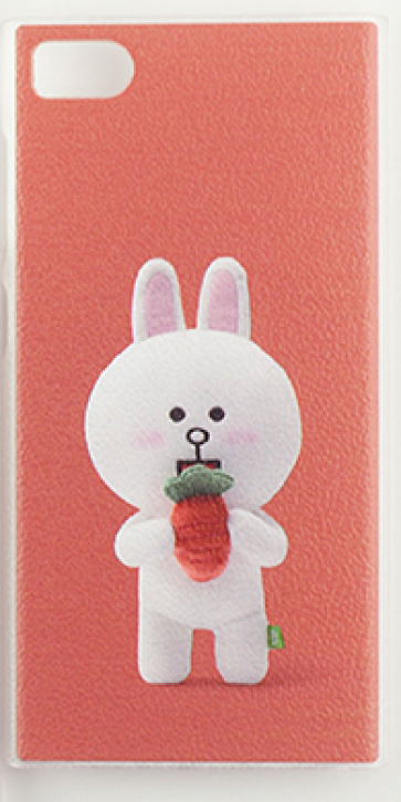Line Character Case Cony Rabbit for iPhone 4 4S