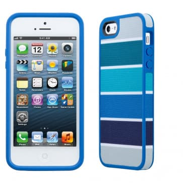 FabShell for iPhone 5 - ColorBar Arctic