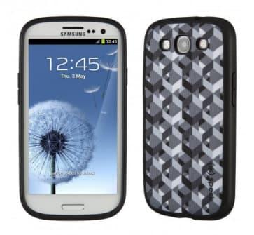 Speck FabShell ZikkyZak Grey for Samsung Galaxy S III S3