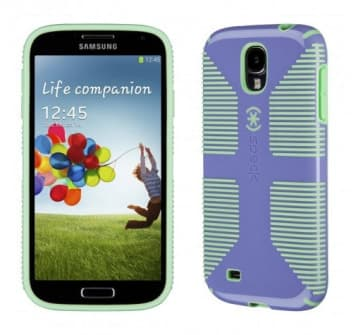 Speck CandyShell Grip for Galaxy S4 Wisteria Sweet Mint