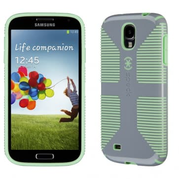 Speck CandyShell Grip for Galaxy S4 Nickel Sweet Mint