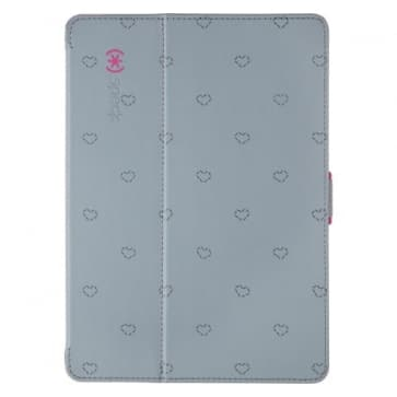 Speck StyleFolio Cases for iPad Air LoveSpace Nickel Raspberry